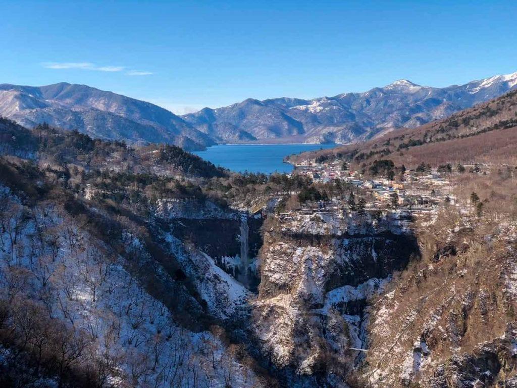 Le cascate Kegongon