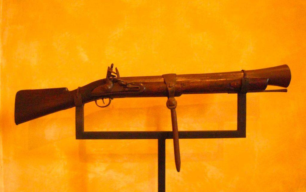 Espingarda - armi da fuoco in Giappone